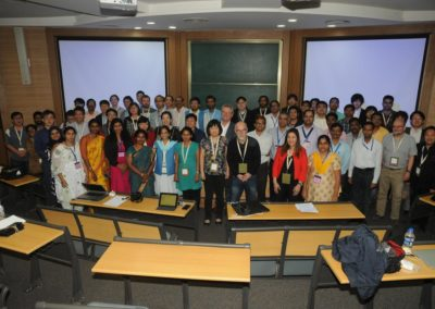 At IIT Bombay for the International conference on Computers in Education