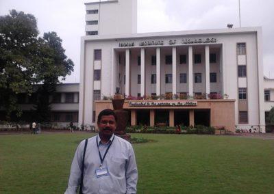 At IIT Kharagpur