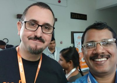 With Dr. Martin Dougiamas, CEO & Founder, Moodle